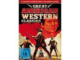 Great American Western Classics 6 DVDs