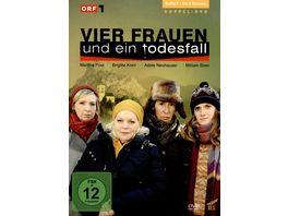Vier Frauen und ein Todesfall Staffel 8 2 DVDs