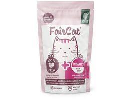 Green Petfood FairCat Beauty Nassfutter fuer Katzen