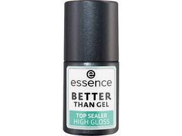essence better than gel top sealer high gloss