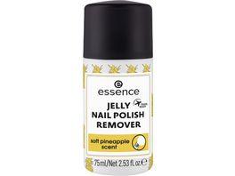 essence jelly nail polish remover