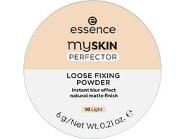essence my skin perfector loose fixing powder