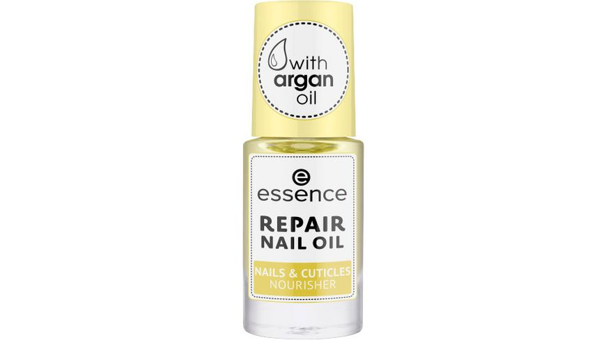 essence repair nail oil nails cuticles nourisher
