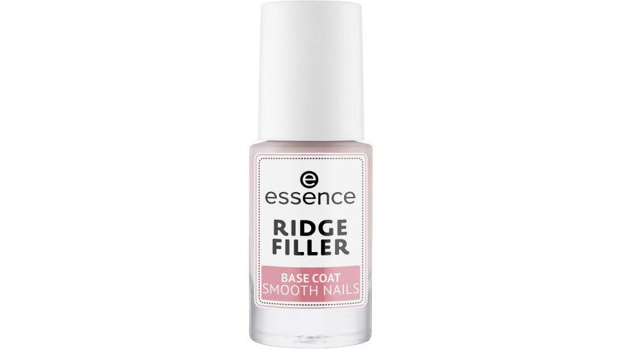 essence ridge filler base coat smooth nails