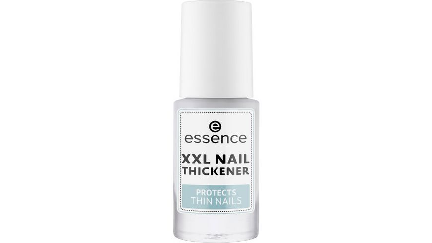 essence xxl nail thickener protects thin nails