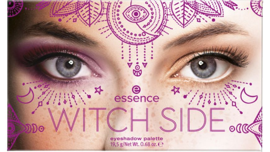 essence witch side eyeshadow palette
