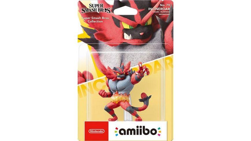 amiibo Figur Super Smash Bros Collection Fuegro