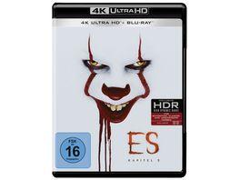 ES Kapitel 2 4K Ultra HD Blu ray 2D Bonus Blu ray