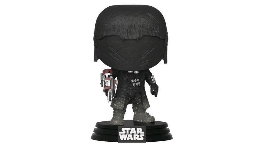 Funko POP Star Wars Knight of Ren Cannon Arm Bobble Head Figur