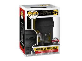 Funko POP Star Wars Knight of Ren Cannon Arm Bobble Head Figur