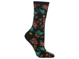 HOTSOX Damen Socke Asian Floral