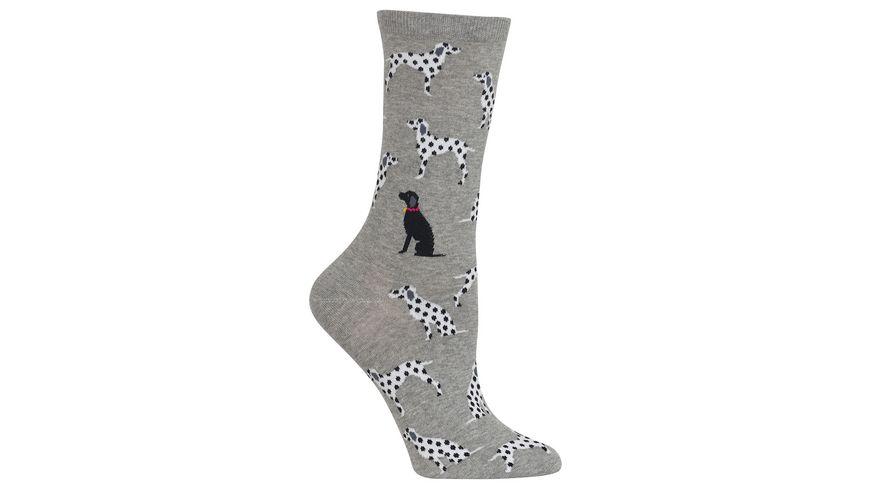 HOTSOX Damen Socke Dalmatians