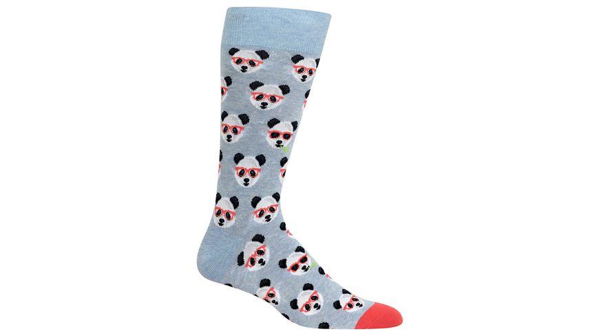 HOTSOX Herren Socke Smart Panda