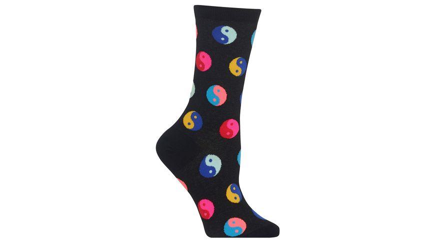 HOTSOX Damen Socke Yin Yang