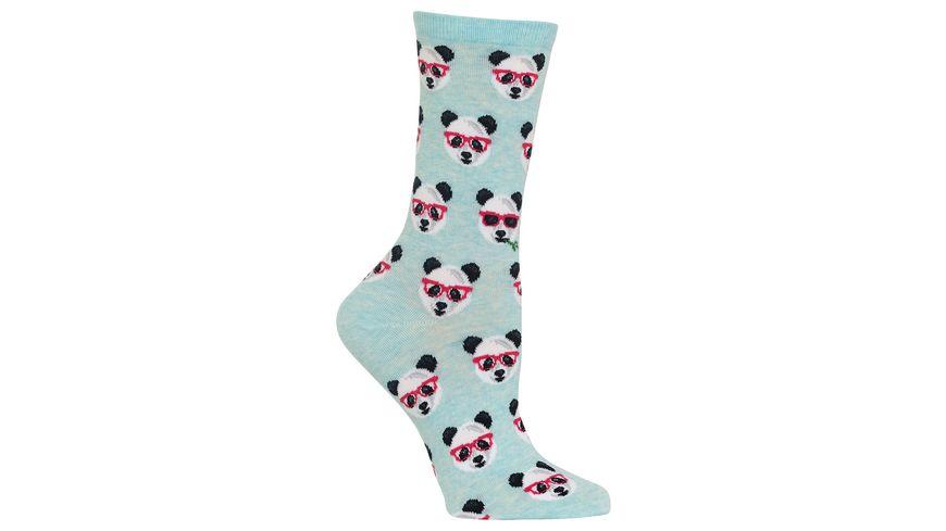 HOTSOX Damen Socke Smart Panda