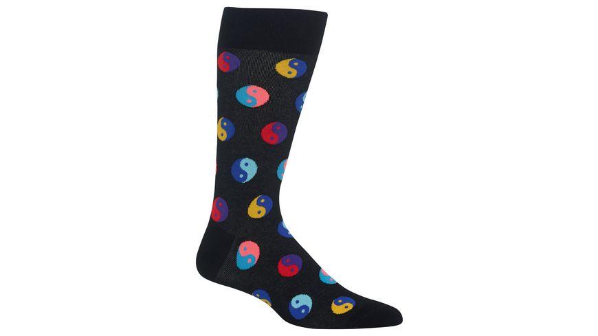 HOTSOX Herren Socke Yin Yang