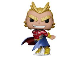Funko POP My Hero Academia All Might Metallic