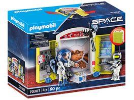 PLAYMOBIL 70307 Space Spielbox In der Raumstation
