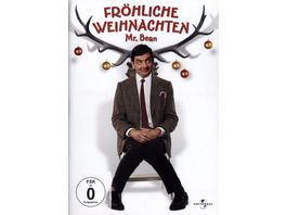 Mr Bean Froehliche Weihnachten Digital Remastered