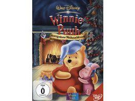 Winnie Puuh Honigsuesse Weihnachtszeit