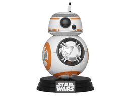 Funko POP Star Wars The Rise Of Skywalker BB 8 Bobble Head Figur