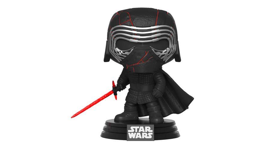 Funko POP Star Wars The Rise Of Skywalker Kylo Ren Supreme Leader Bobble Head Figur