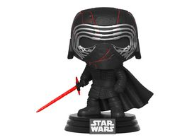Funko POP Star Wars The Rise Of Skywalker Kylo Ren Supreme Leader Bobble Head Figur