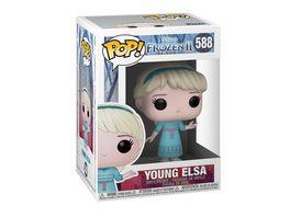 Funko POP Frozen 2 Young Elsa Vinyl Figur