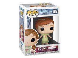 Funko POP Frozen 2 Young Anna Vinyl Figur