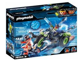 PLAYMOBIL 70232 Top Agents Arctic Rebels Eistrike