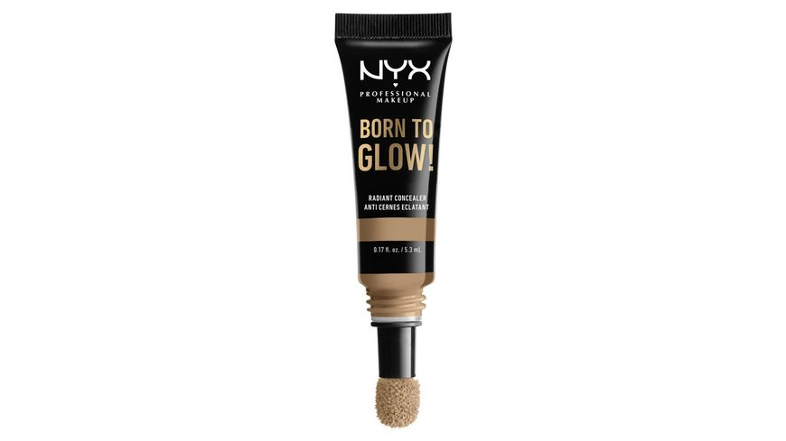 NYX PROFESSIONAL MAKEUP Born to Glow Radiant Concealer