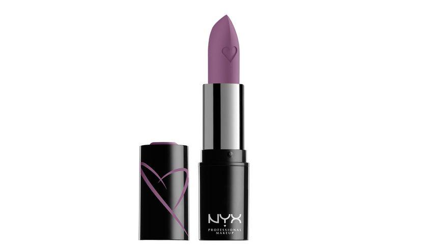 NYX PROFESSIONAL MAKEUP  Shout Loud Satin Lipstick