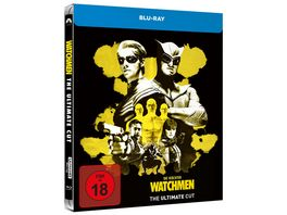 Watchmen Die Waechter Ultimate Cut