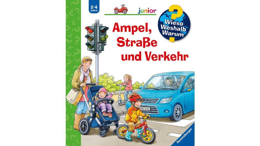 Wieso? Weshalb? Warum? junior (48) Ampel, Straße und Verkehr