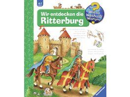 Wieso Weshalb Warum 11 Wir entdecken die Ritterburg