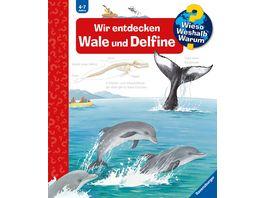 Wieso Weshalb Warum 41 Wir entdecken Wale und Delfine