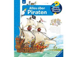 Wieso Weshalb Warum 40 Alles ueber Piraten