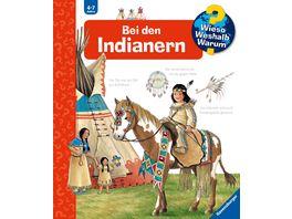 Wieso Weshalb Warum 18 Bei den Indianern