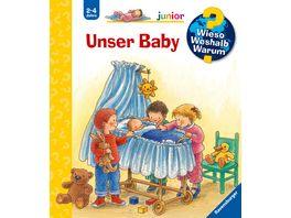 Wieso Weshalb Warum junior 12 Unser Baby