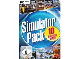 Simulator Pack 10 Simulator Games
