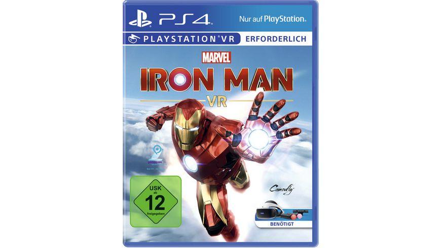 Marvel Iron Man VR (PlayStation VR)