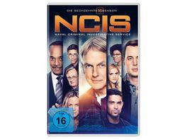 NCIS Season 16 6 DVDs