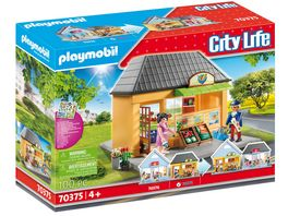 PLAYMOBIL 70375 City Life Mein Supermarkt