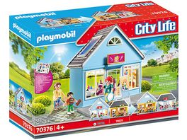 PLAYMOBIL 70376 City Life Mein Friseursalon