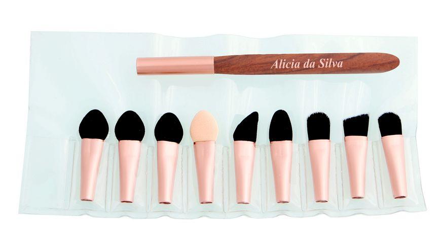 Alicia da Silva Applikator Mit Pinsel