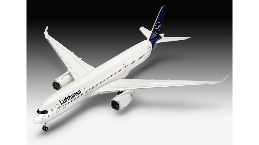 Revell 03881 Airbus A350 900 Lufthansa New Livery