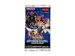 Yu Gi Oh Sammelkartenspiel Speed Duel Trials of the Kingdom Booster