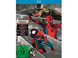 Spider Man 4 Movie Steelbook