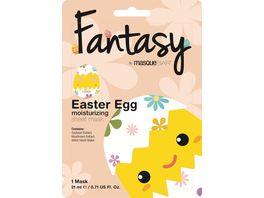 masqueBAR FANTASY Easter Egg Feuchtigkeitsspendende Tuchmaske