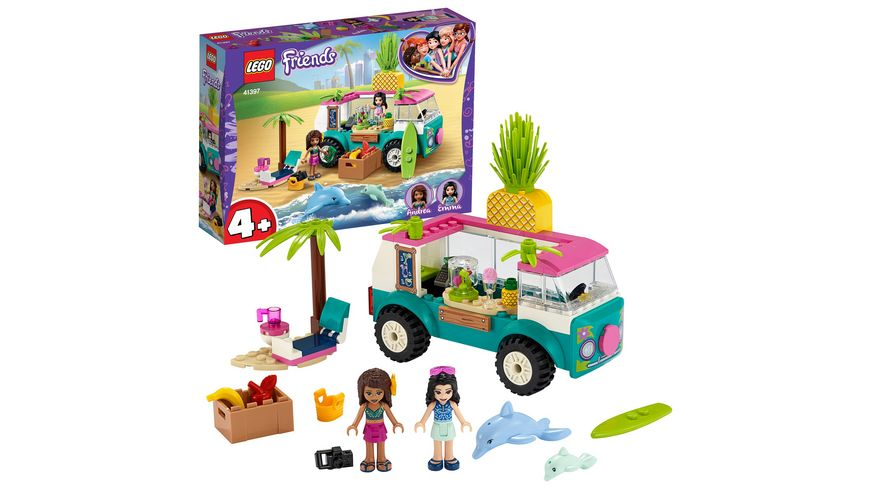 LEGO Friends 41397 Mobile Strandbar